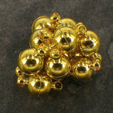 Round Ball Magnetic Clasps