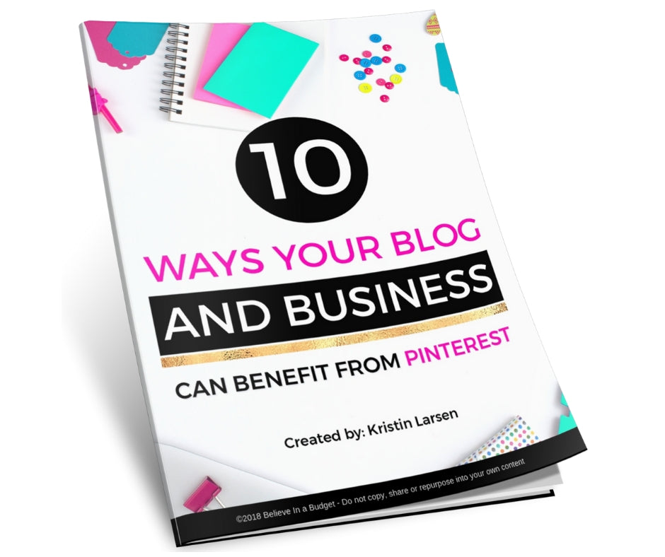 10 Ways Your Blog and Business Can Benefit from Pinterest