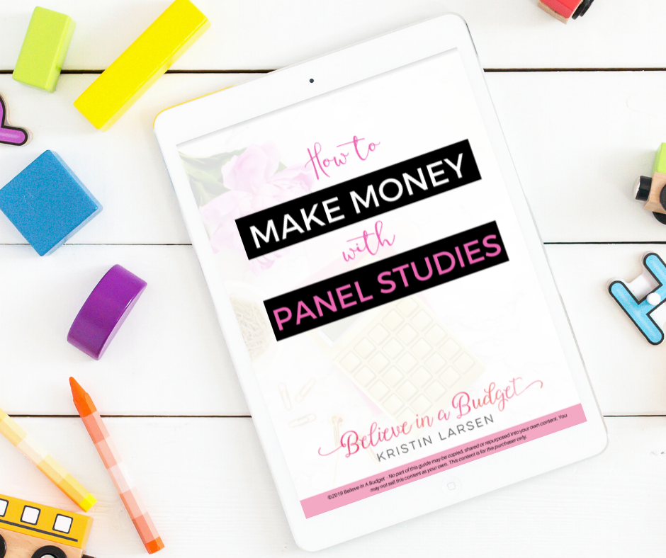 How to Make Money with Panel Studies