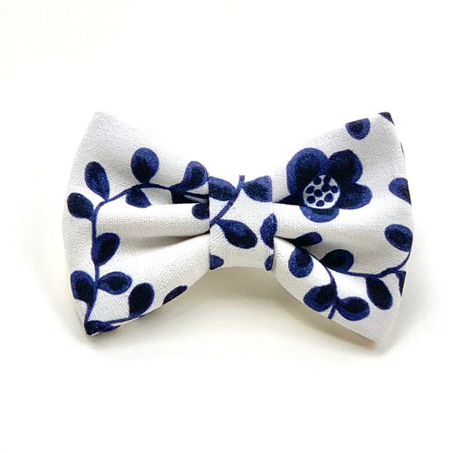 PORCELAIN - Bowtie Standard // READY TO SHIP