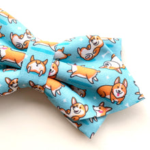CORGI PLAYDATE - DIAMOND BOW