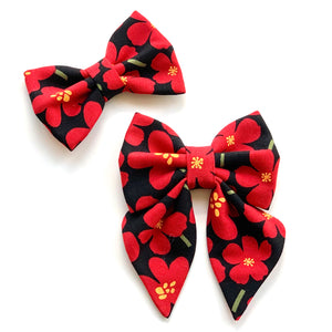 MEKO RED - SAILOR BOW