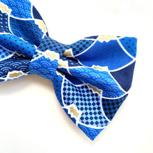 FUJI BLUE - Bowtie XL // READY TO SHIP