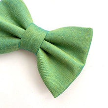 THAI SILK - JADE - SAILOR BOW