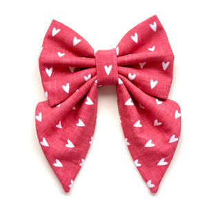 MILLIE HEARTS - SAILOR BOW
