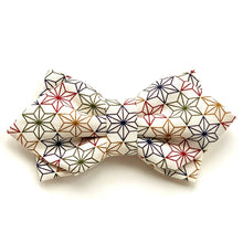 ASANOHA RAINBOW - Bowtie Petite // READY TO SHIP