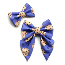 COOKIE MONSTER - SAILOR BOW