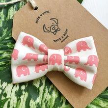 OH MY ELEPHANT - BLUSH - SAILOR BOW