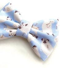 YOGA PUG - Bowtie Petite // READY TO SHIP
