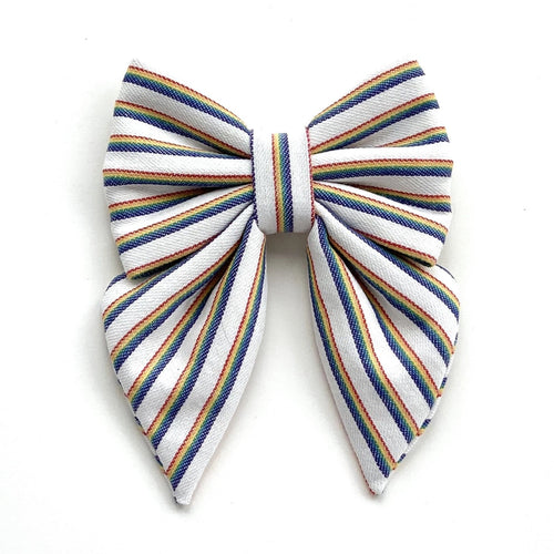 CAITLYN - SAILOR BOW