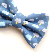 TYPHOON NIGHT - Bowtie Large // READY TO SHIP