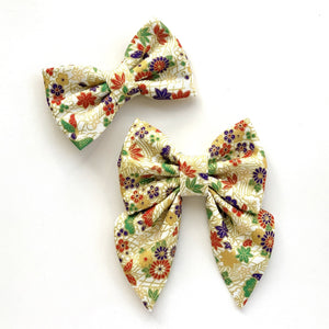 KIKU BLOSSOMS - Sailor Standard // READY TO SHIP