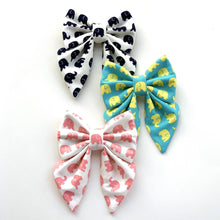 OH MY ELEPHANT  BLUSH - Bowtie Standard // READY TO SHIP