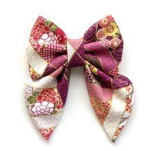MIYAKO - PURPLE - SAILOR BOW
