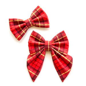 NUTCRACKER - SAILOR BOW