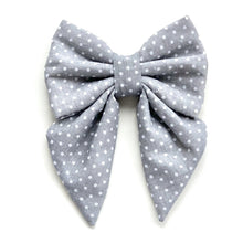 PEBBLE DOT - SAILOR BOW