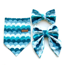 BLUE LAGOON - SAILOR BOW