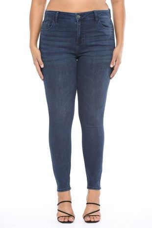 Ms Cello Dark Denim Skinny