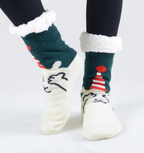 Load image into Gallery viewer, Winter Fuzzy Socks