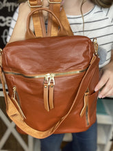 Load image into Gallery viewer, The Heidi Convertible Backpack