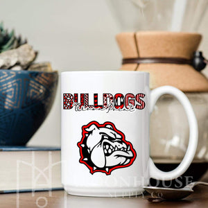 School Spirit Mugs