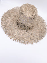 Load image into Gallery viewer, Barcelona Straw Hat
