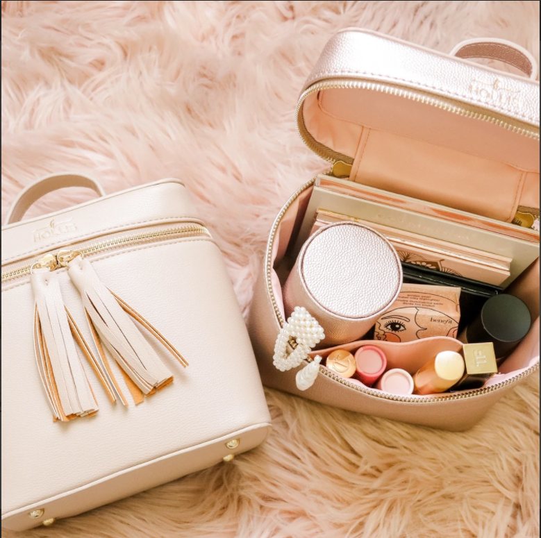 Mini Nude Lux Cosmetic Bag