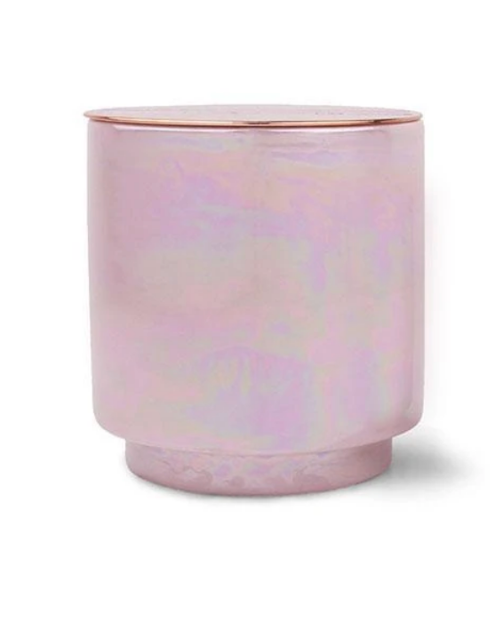 Lilac Iridescent Candle