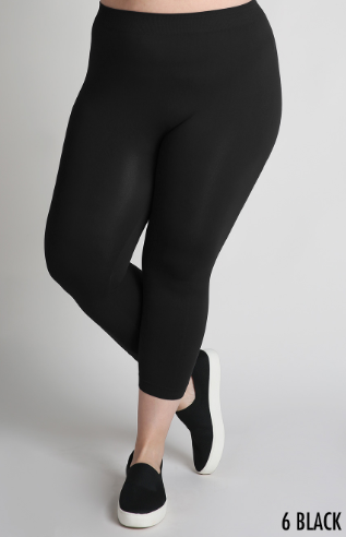 NikiBiki Capri Plus Leggings