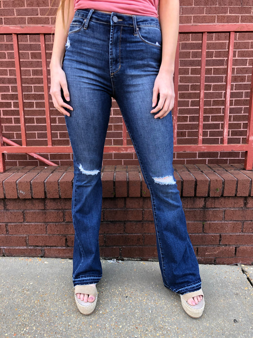 Hanford Flare Jeans