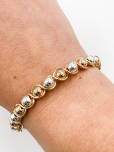 Load image into Gallery viewer, Gold Filled Bead Bracelet