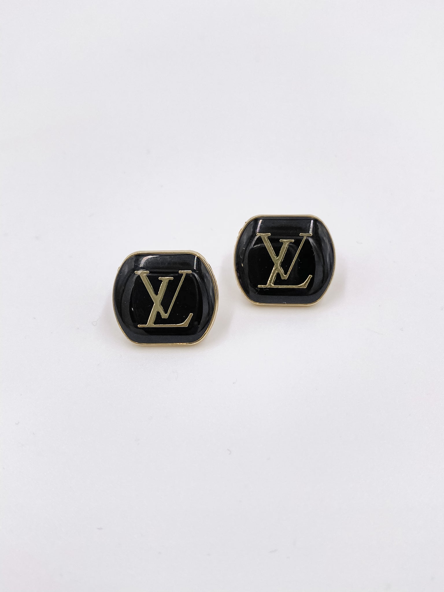 Louis Vuitton Midnight Earrings