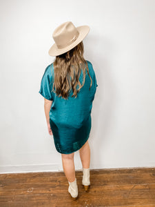 Emerald Eyes Dress