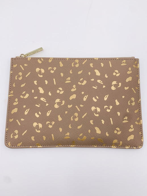 Leopard Perfect Pouch