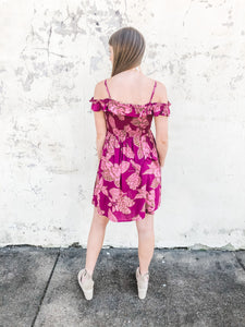Orchid Beauty Dress