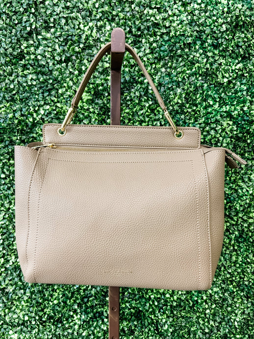 Harlowe Day Purse Taupe