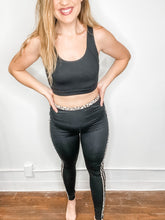 Load image into Gallery viewer, Workout With Cheetah Legging
