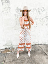 Load image into Gallery viewer, Strollin' the Beach Jumpsuit