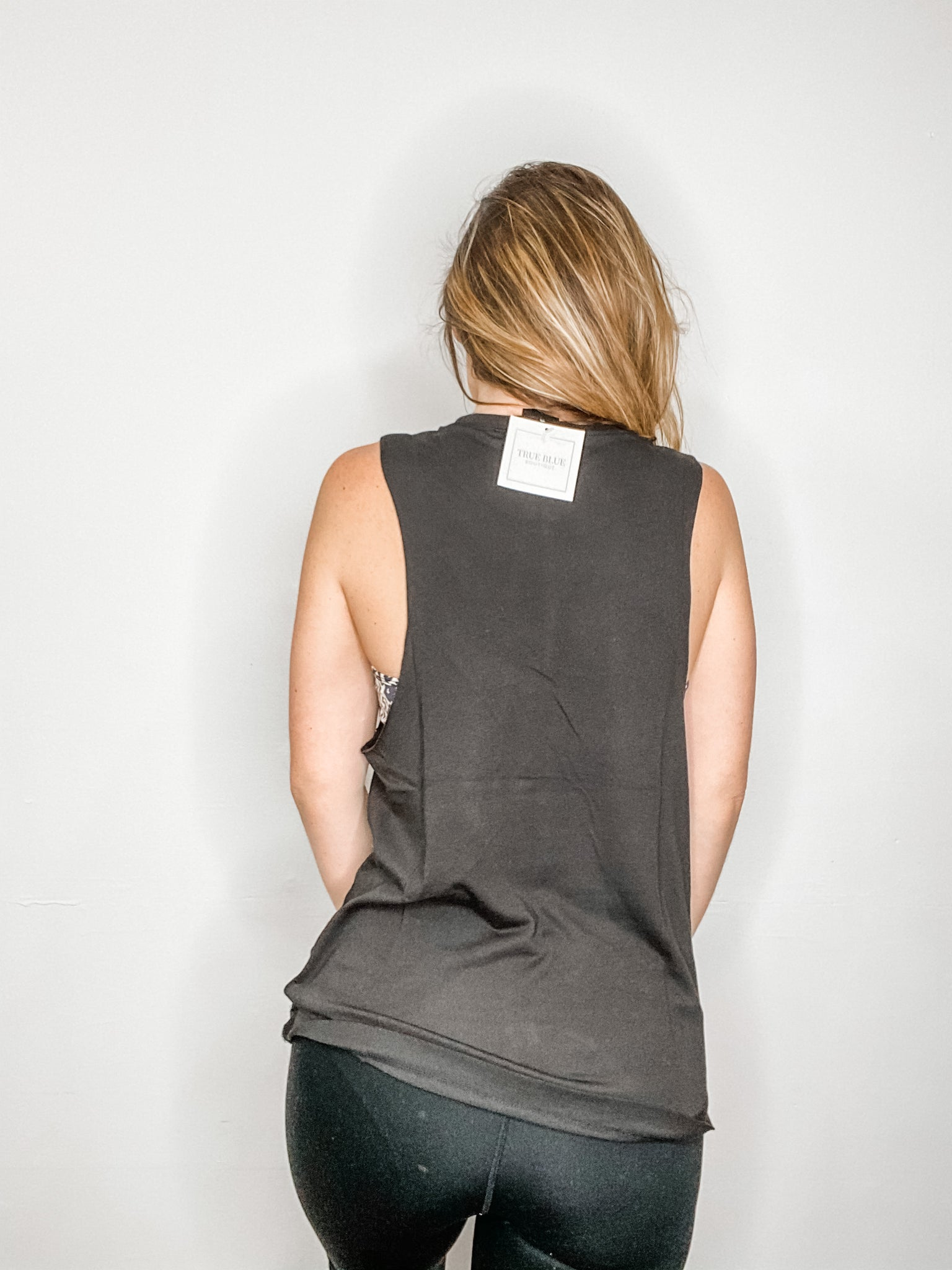 My Basic Tank Top Black