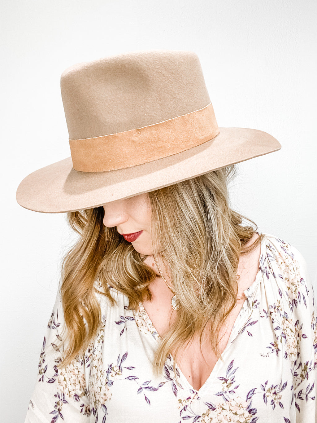Willa Felt Fedora