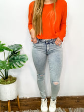 Load image into Gallery viewer, Sarah Honomu Ankle Skinny Jeans