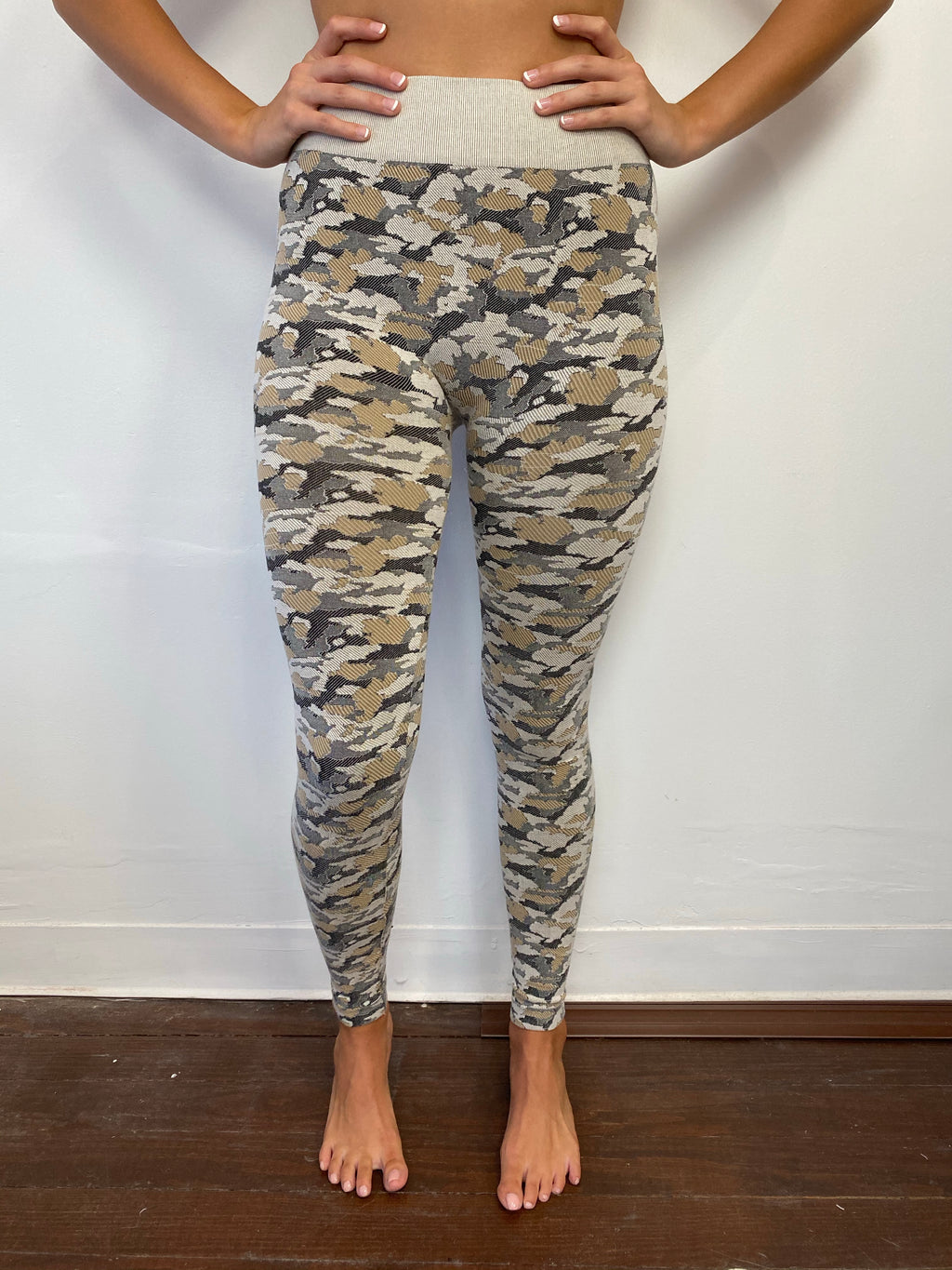 Modal Camo Leggings