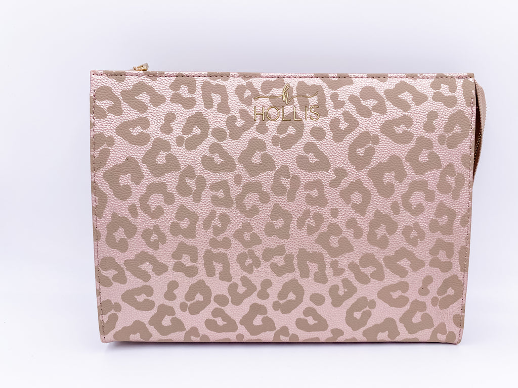 Accessory Pouch Leopard