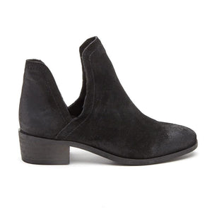 Pronto Black Bootie
