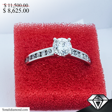 Load image into Gallery viewer, Diamond Ring (sd115k)