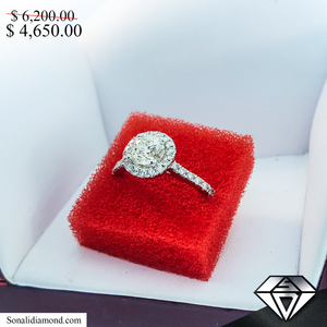 Diamond Ring (sd62k)