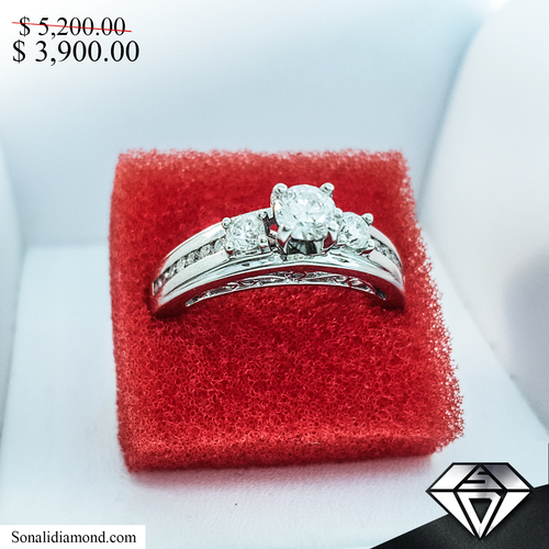 Diamond Ring (sd52k)