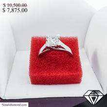 Load image into Gallery viewer, Diamond Ring (sd1050k)
