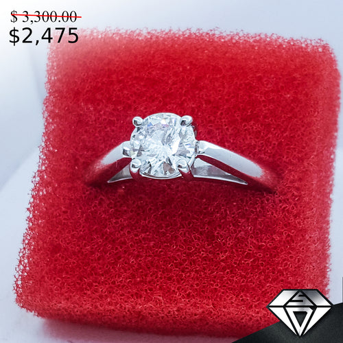 Diamond Ring (sd33k)