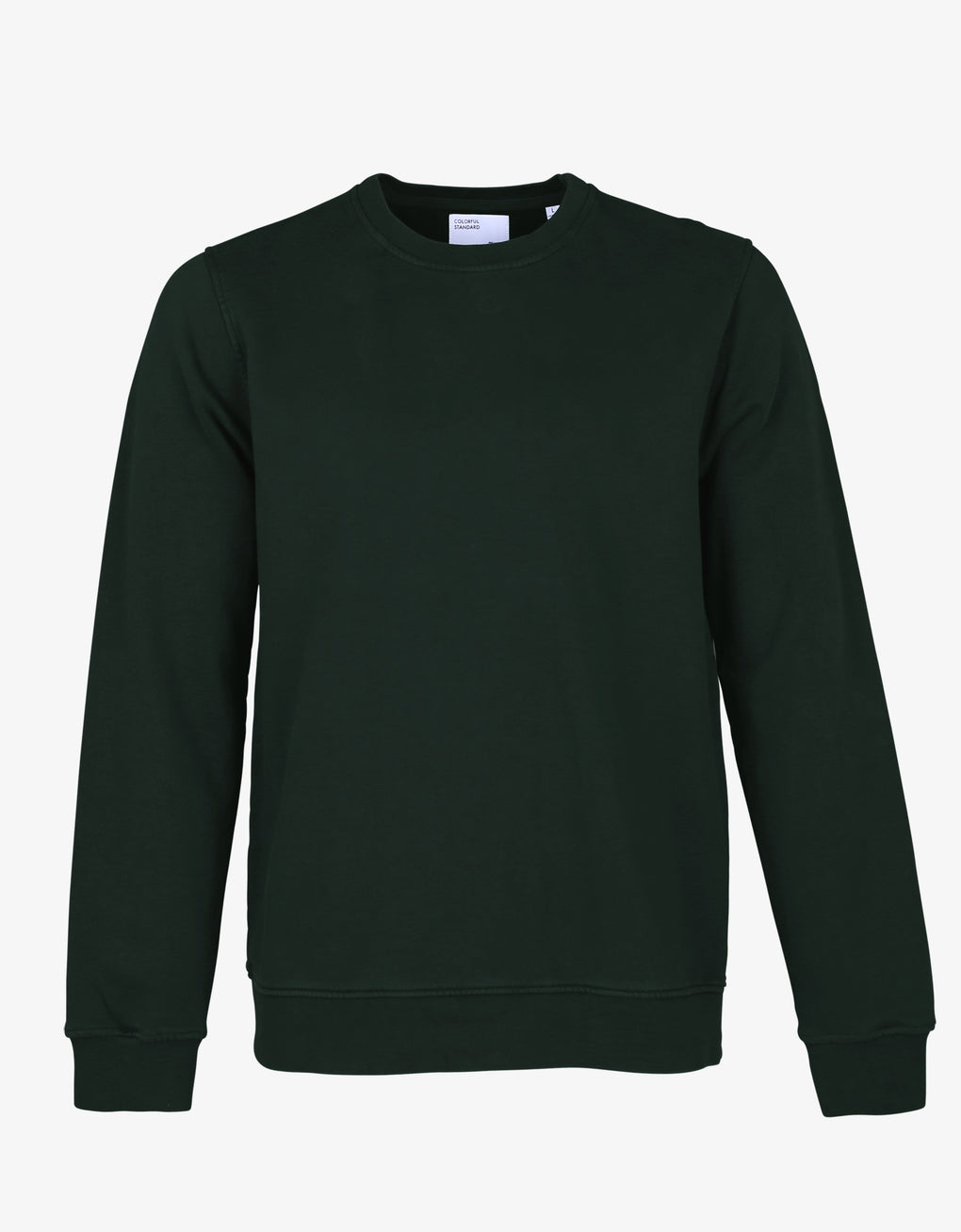 Colorful Standard Classic Organic Crew Crewneck Hunter Green
